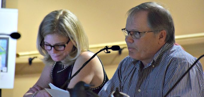 Libby-Boucher-and-Jan-Nyquist-present-Pipe-Man-to-Council-header-702x336@2x