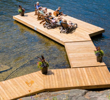 Specialty nydock floating docks pontoons pipefusion in docks ramps watchthetrailerfo