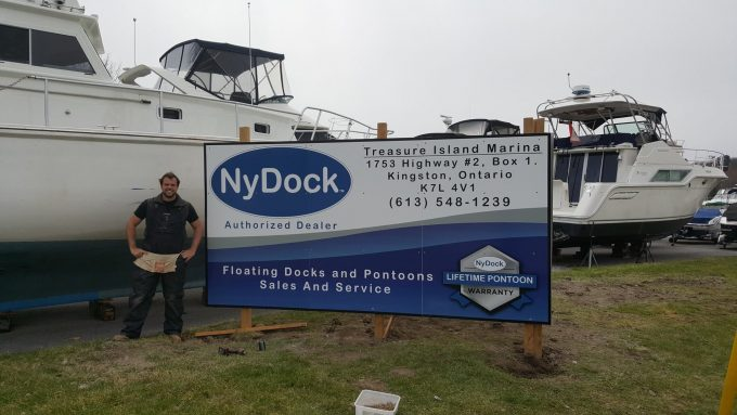 NyDock Promotional Video - NyDock Floating Docks & Pontoons