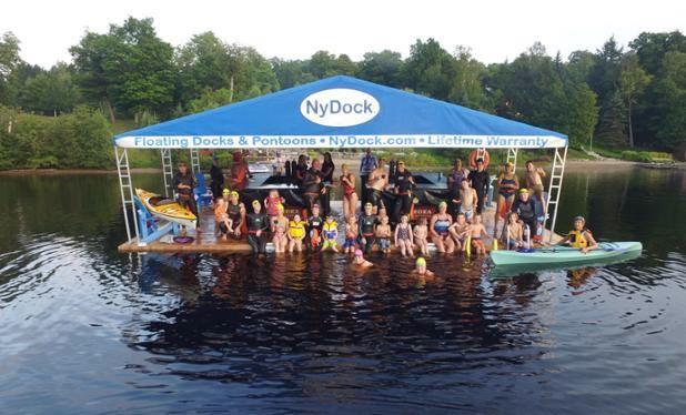 Pontoons - NyDock Floating Docks & Pontoons PipeFusion in