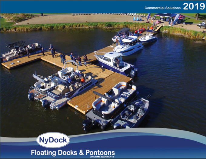 Literature - NyDock Floating Docks & Pontoons PipeFusion in